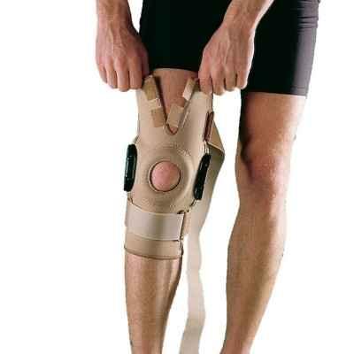 Λειτουργικός νάρθηκας γόνατος με γωνιόμετρο Oppo 1036