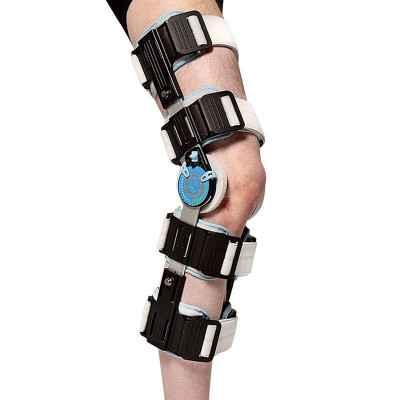 Τηλεσκοπικός λειτουργικός νάρθηκας γόνατος ROM II