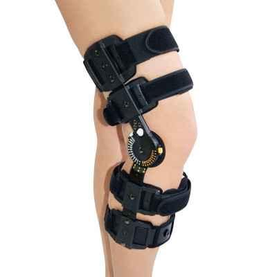"""Λειτουργικός νάρθηκας γόνατος 4 σημείων """"OK ROM"""""""