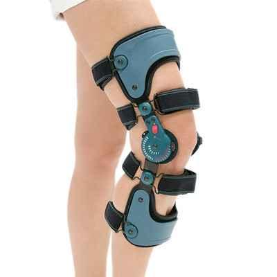 Μηροκνημικός νάρθηκας γόνατος 4 σημείων ''Rom Knee Brace''