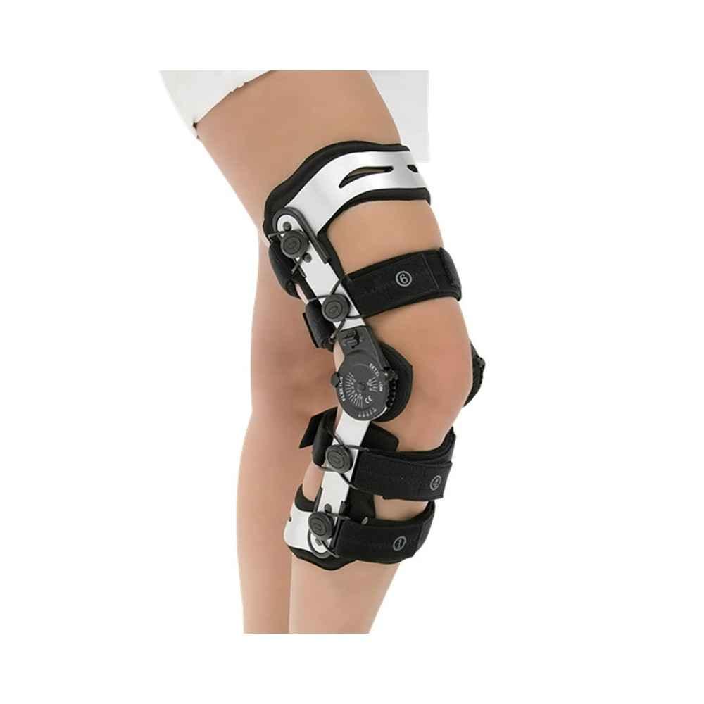 Μηροκνημικός νάρθηκας γόνατος 4 σημείων ''Knee Plus''