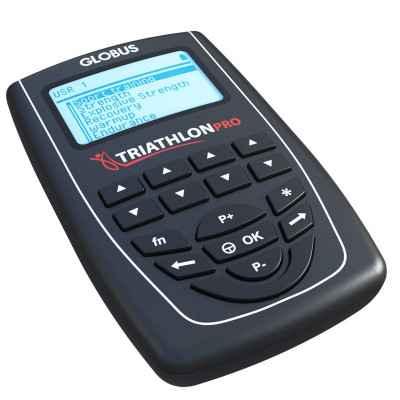 Φορητός ηλεκτροδιεγέρτης Globus Triathlon