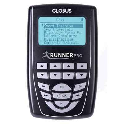 Ηλεκτροδιεγέρτης Globus Runner Pro