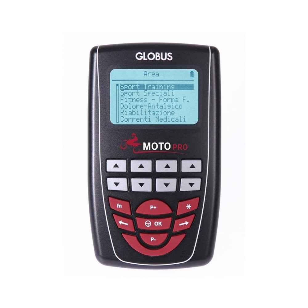 Ηλεκτροδιεγέρτης Globus Moto Pro
