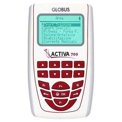 Συσκευή ηλεκτροδιέγερσης Globus Activa 700