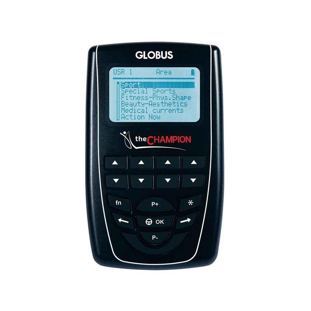 Συσκευή ηλεκτροδιέγερσης Globus The Champion