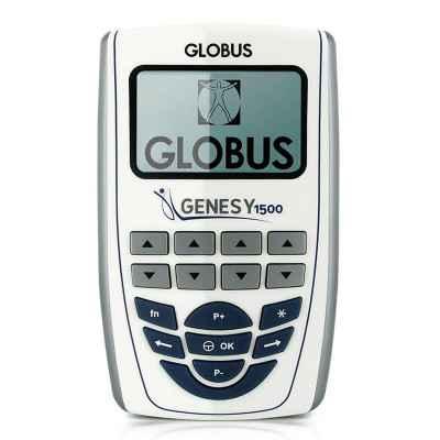 Φορητή συσκευή ηλεκτροθεραπείας - ηλεκτροδιέγερσης Globus Genesy 1500