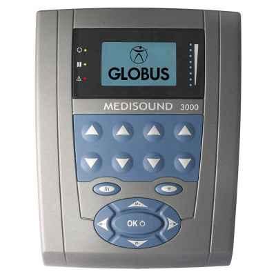 Φορητή συσκευή υπερήχων φυσικοθεραπείας Globus Medisound 3000
