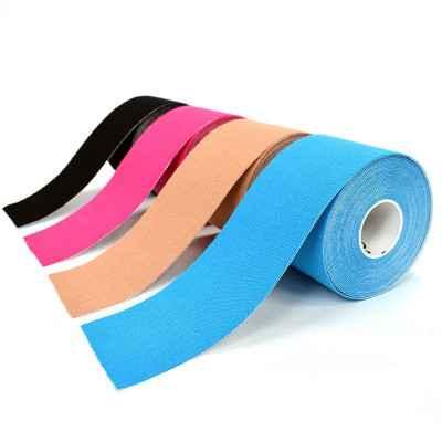 To Kinesio tape Nasara διατίθεται σε 4 χρώματα