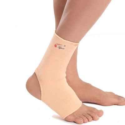 """Επιστραγαλίδα απλή ελαστική """"Anklet"""" για βελτίωση της ιδιοδεκτικότητας της ποδοκνημικής και πρόληψη κακώσεων"""