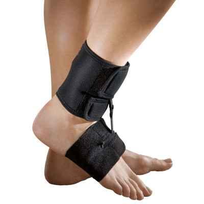 To εξάρτημα Shoeless για το νάρθηκα Foot Up βοηθά στη χρήση του νάρθηκα χωρίς παπούτσι