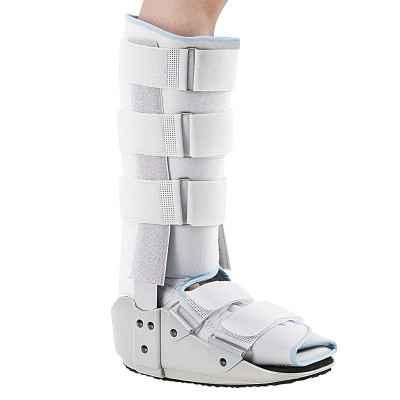"""Νάρθηκας κνημοποδικός ψηλή μπότα Wellcare 17"""""""