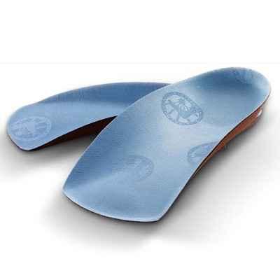 Ανατομικά πέλματα πλατυποδίας 3/4 Birkenstock Blue Footbed®