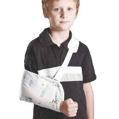 Παιδικός φάκελος ανάρτησης ώμου για παιδιά από 2 - 12 ετών