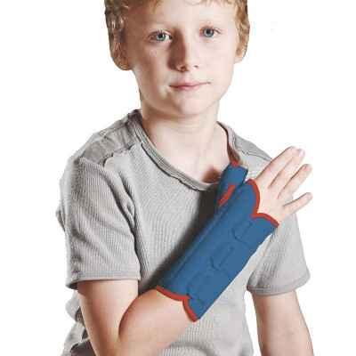 Παιδικός νάρθηκας καρπού με σταθεροποίηση του αντίχειρα για παιδιά από 2 έως 12 ετών