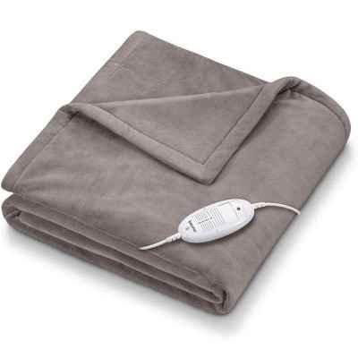 Η μονή ηλεκτρική κουβέρτα Beurer HD 75 με διαστάσεις 180x130 cm σας προσφέρει μια μοναδική αίσθηση ζεστασιάς για ευχάριστο ύπνο