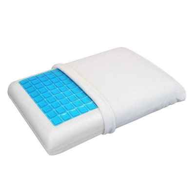 Μαξιλάρι ύπνου Memory Foam Mobiak 0810701 με Gel και κάλυμμα Aloe Vera