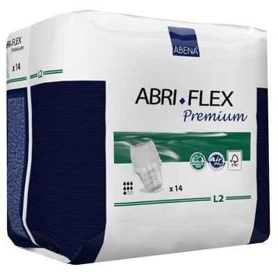 Πάνες βρακάκι βαριάς ακράτειας (νύχτας) Abena Abri Flex Premium L2 σε συσκευασία 14 τεμαχίων