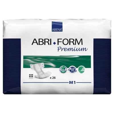 Πάνες βαριάς ακράτειας Abena Abri-Form Premium νύχτας M1 Medium σε συσκευασία των 26 τεμαχίων
