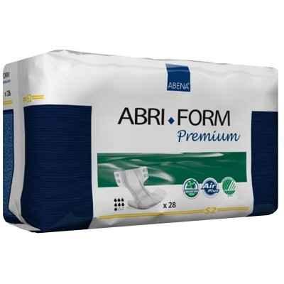 Πάνες βαριάς ακράτειας νύχτας Abena Abri-Form Premium Super S2 σε συσκ. 28 τμχ