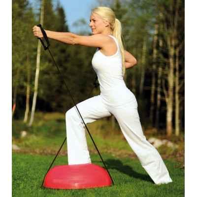 Ελαστικοί ιμάντες ενδυνάμωσης για Sissel Fit Dome Pro. Η μπάλα Sissel Fit Dome Pro διατίθεται χωριστά