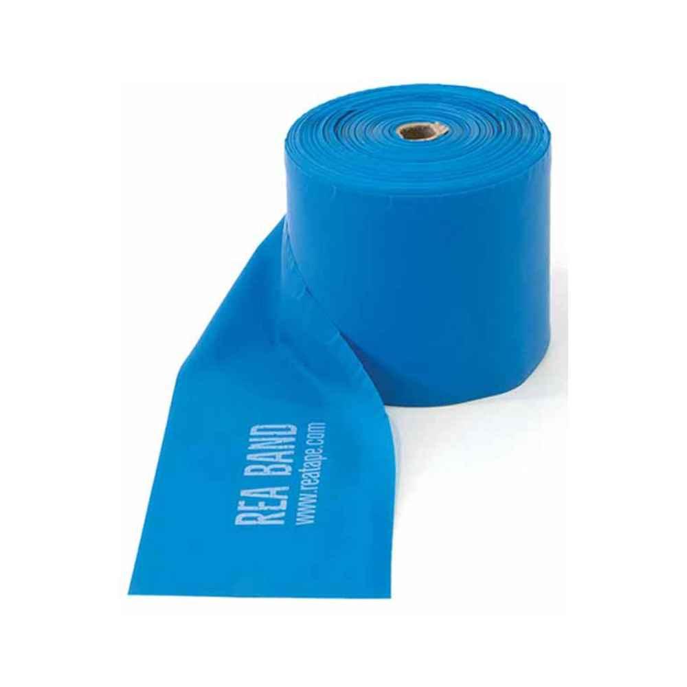 Ελαστικός ιμάντας άσκησης Rea Elastic Band σε μπλε χρώμα (σκληρός) για ασκήσεις με αυξημένη αντίσταση