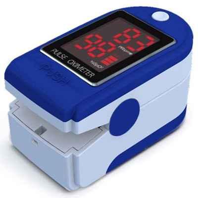 Παλμικό οξύμετρο δακτύλου My-SPO2 για την αξιόπιστη μέτρηση του κορεσμού οξυγόνου και των καρδιακών παλμών