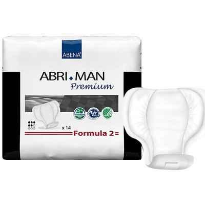 Σερβιέτες ανδρικής ακράτειας Abri Man Formula-2 με απορροφητικότητα έως 700 ml