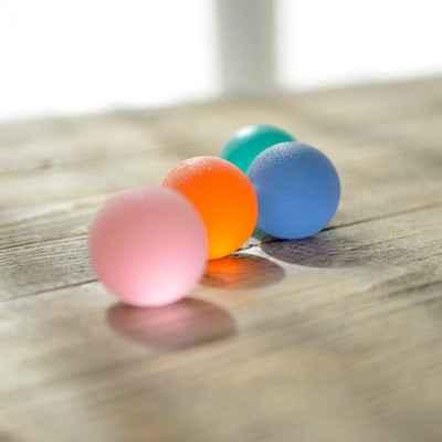 Τα μπαλάκια εξάσκησης χειρός Sissel Press Ball διατίθενται σε 4 αντιστάσεις