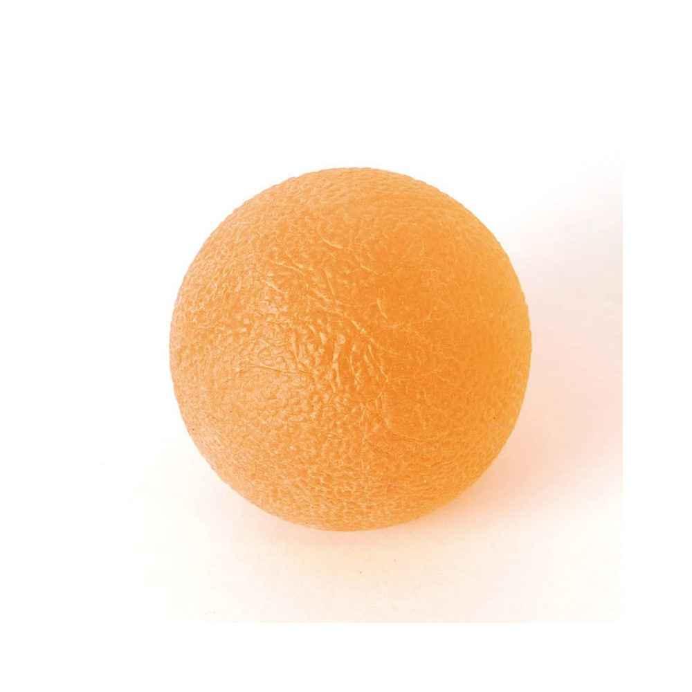 Μπαλάκι εξάσκησης χειρός Sissel Press Ball πορτοκαλί
