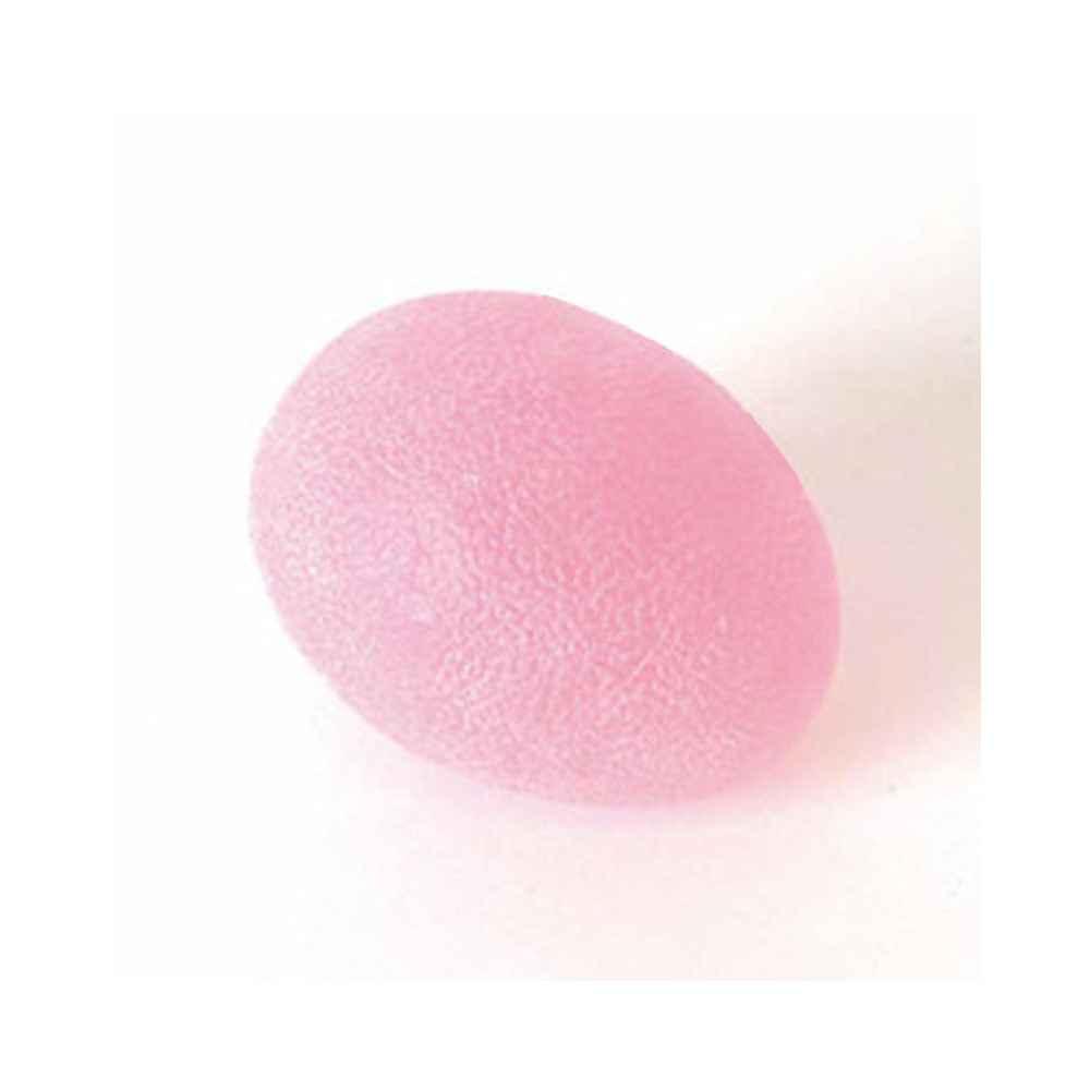 Αυγό εξάσκησης χειρός Sissel Press Egg Soft - Ροζ