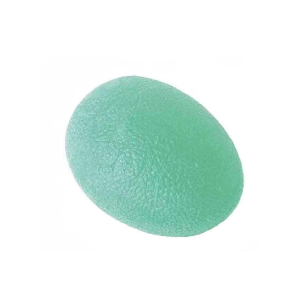 Ωοειδές μπαλάκι φυσικοθεραπείας Sissel Press Egg Strong - Πράσινο