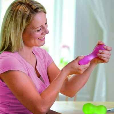 Σύστημα εξάσκησης χεριών Sissel Twin Grip