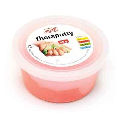 Θεραπευτική πλαστελίνη Sissel Theraputty Medium κόκκινη