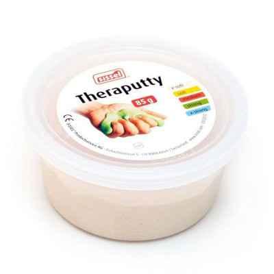 Θεραπευτική πλαστελίνη Sissel Theraputty πολύ μαλακή - μπεζ