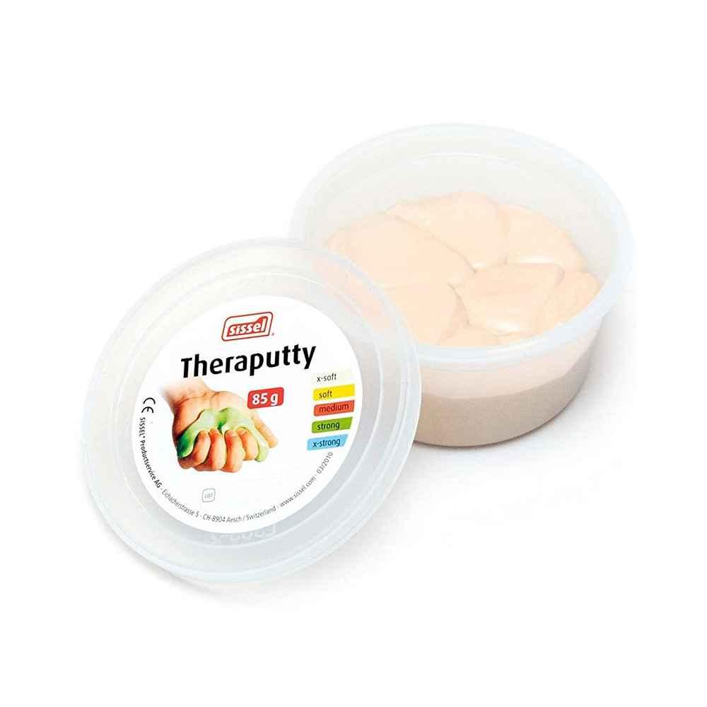 Θεραπευτική πλαστελίνη Sissel Theraputty X-Soft μπεζ