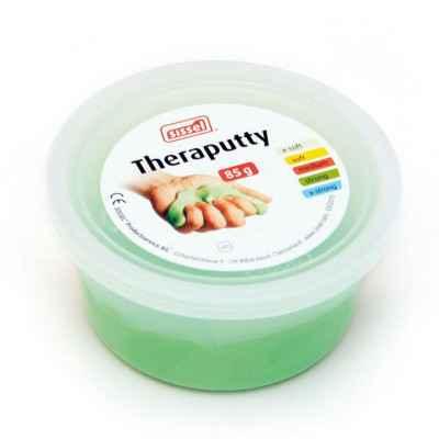Θεραπευτική πλαστελίνη Sissel Theraputty Strong Πράσινη
