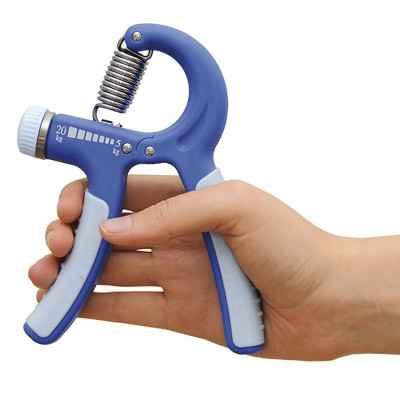 Εξασκητής χειρός και δακτύλων Sissel Hand Grip σε μπλε χρώμα