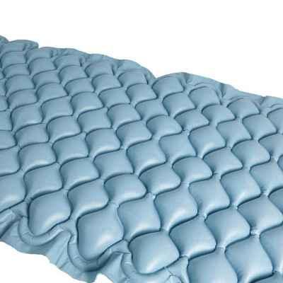 Ενισχυμένο αερόστρωμα κατακλίσεων σε γαλάζιο χρώμα