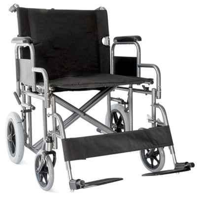 """Αναπηρικό αμαξίδιο για υπέρβαρους """"Bariatric Steel"""" 09-2-106"""