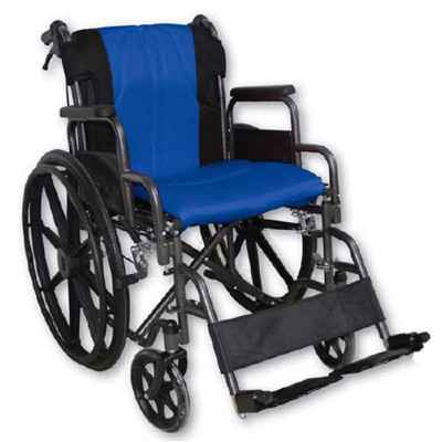 Αναπηρικό αμαξίδιο Golden Μπλε / Μαύρο