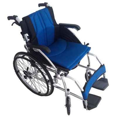 Αναπηρικό αμαξίδιο αλουμινίου ALU II FIX QR PREMIUM | Πλάτος καθίσματος 46 cm