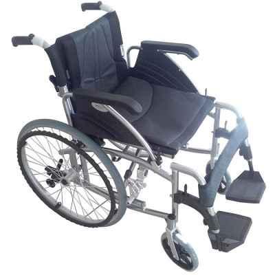 Αναπηρικό αμαξίδιο αλουμινίου ALU III QR EXECUTIVE