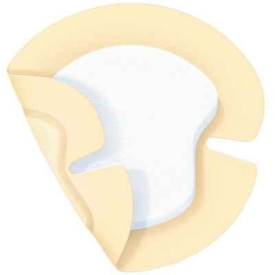 Τα επιθέματα κατάκλισης πτέρνας - αγκώνα PermaFoam® Concave είναι αφρώδη και προφυλασσουν από την παρατεταμένη πίεση