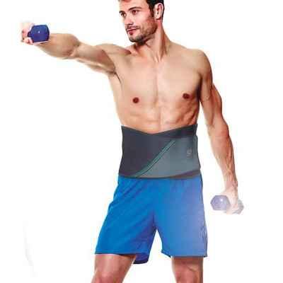H ζώνη οσφύος με μπανέλες Neoprair είναι ιδανική για αθλητικές δραστηριότητες