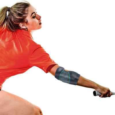 Η περιαγκωνίδα Prim Neoprair είναι ιδανική για υποστήριξη κατά τις αθλητικές δραστηριότητες