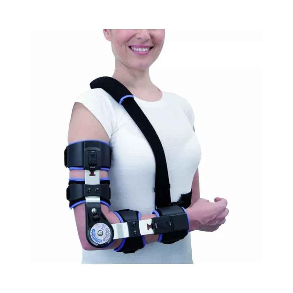 Τηλεσκοπικός νάρθηκας αγκώνα λειτουργικός με γωνιόμετρο  Prim