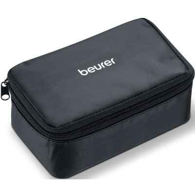 Το ηλεκτρονικό πιεσόμετρο μπράτσου Beurer BM 54 Bluetooth® διαθέτει τσαντάκι μεταφοράς