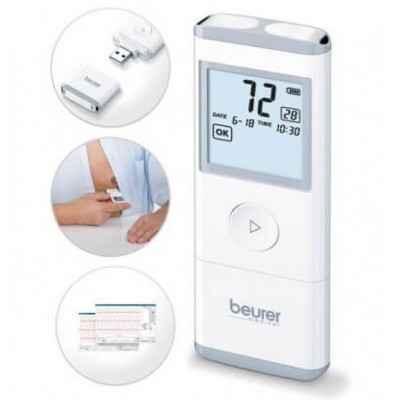 Ηλεκτρονικός καρδιογράφος Beurer ME 90 Bluetooth®