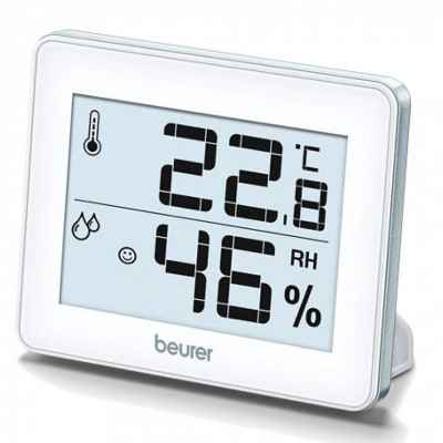 Θερμόμετρο / Υγρόμετρο δωματίου Beurer HM 16
